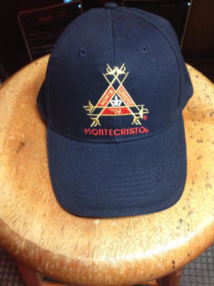 Montecristo hat - Hiland s Cigars d10d4545517